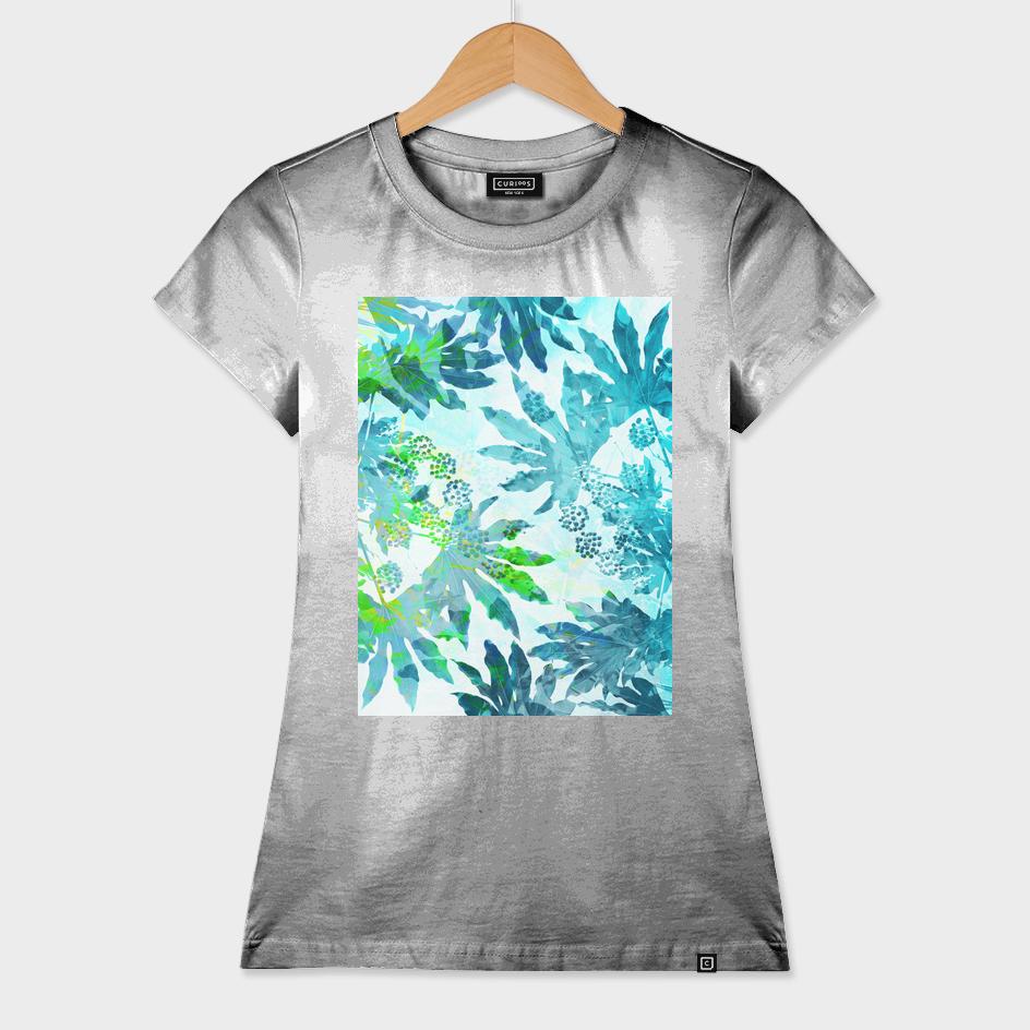 Tropical Adventure - Blue