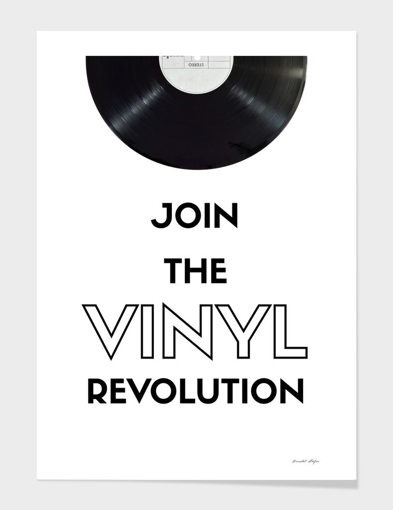Join The Vinyl Revolution