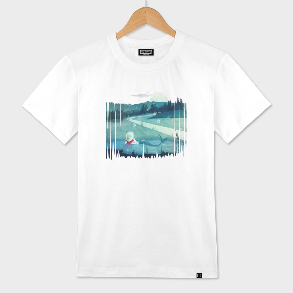 A Mermaid's Dream