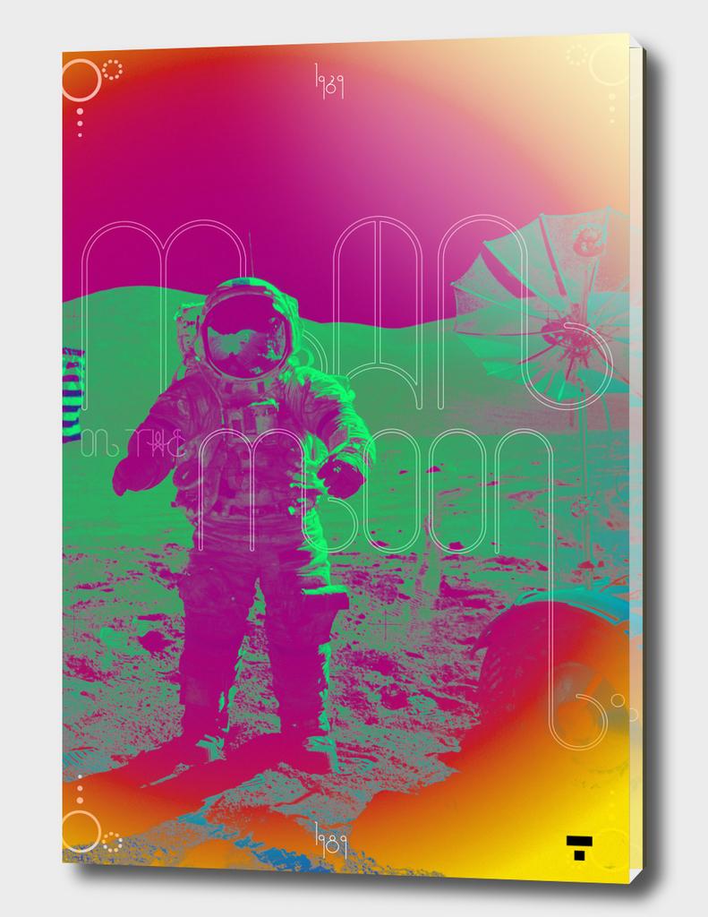 Universum - Man on the Moon