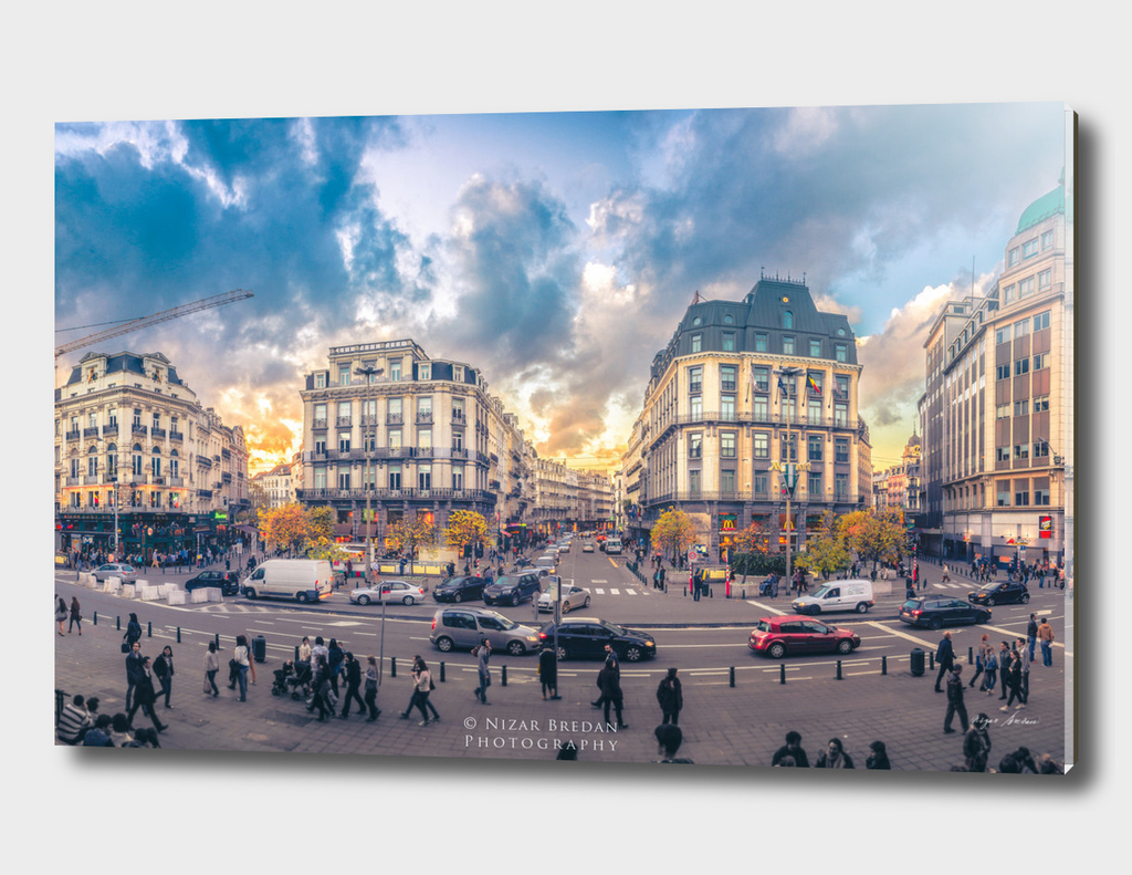 Meet Brussels