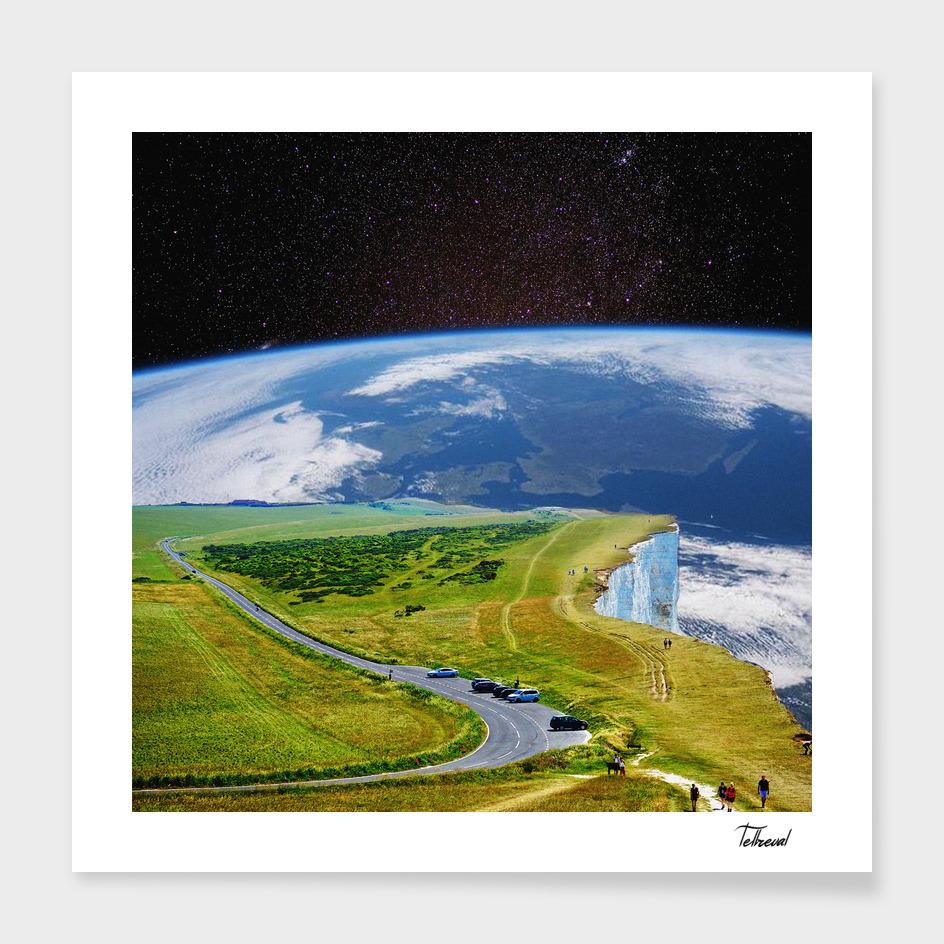 Flat Vs Earth