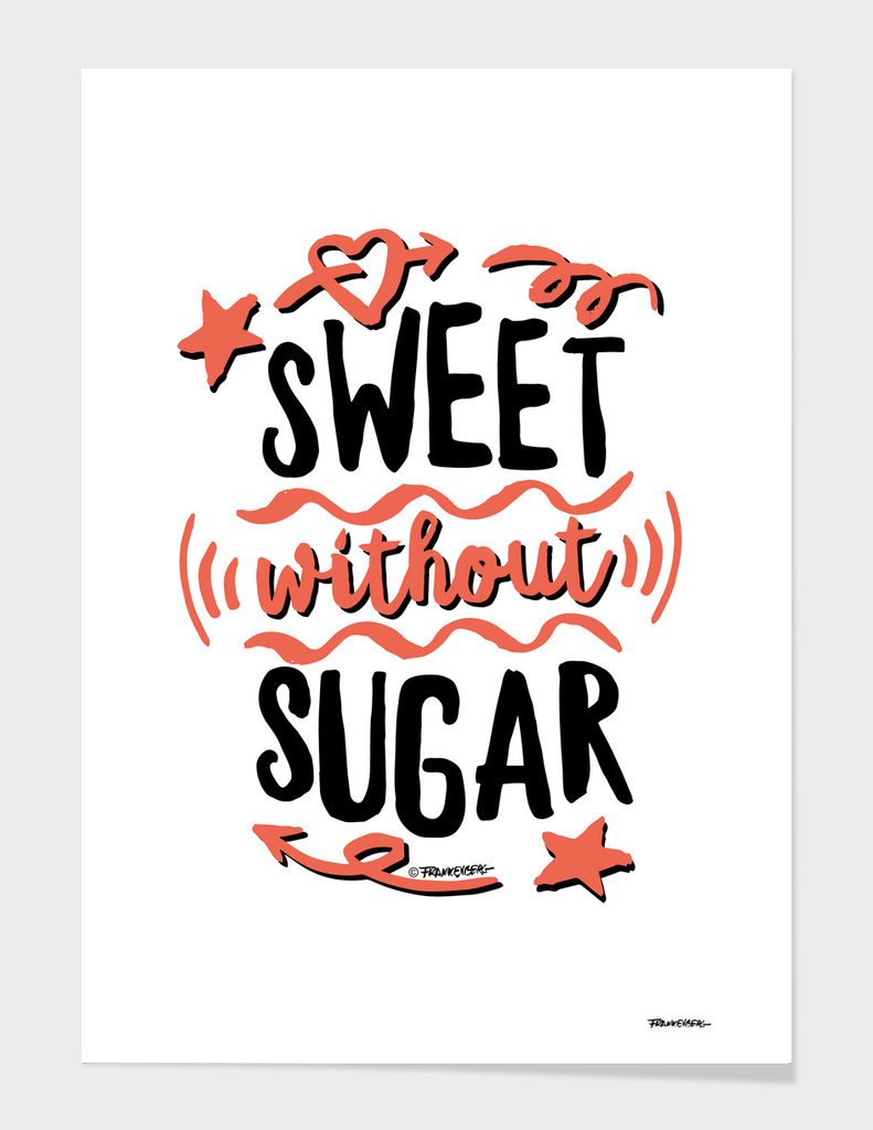Sweet without Sugar – Healthy with Hell