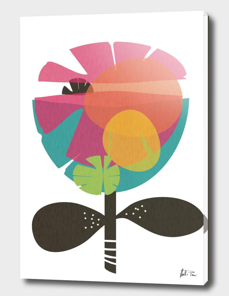 La Flor 2