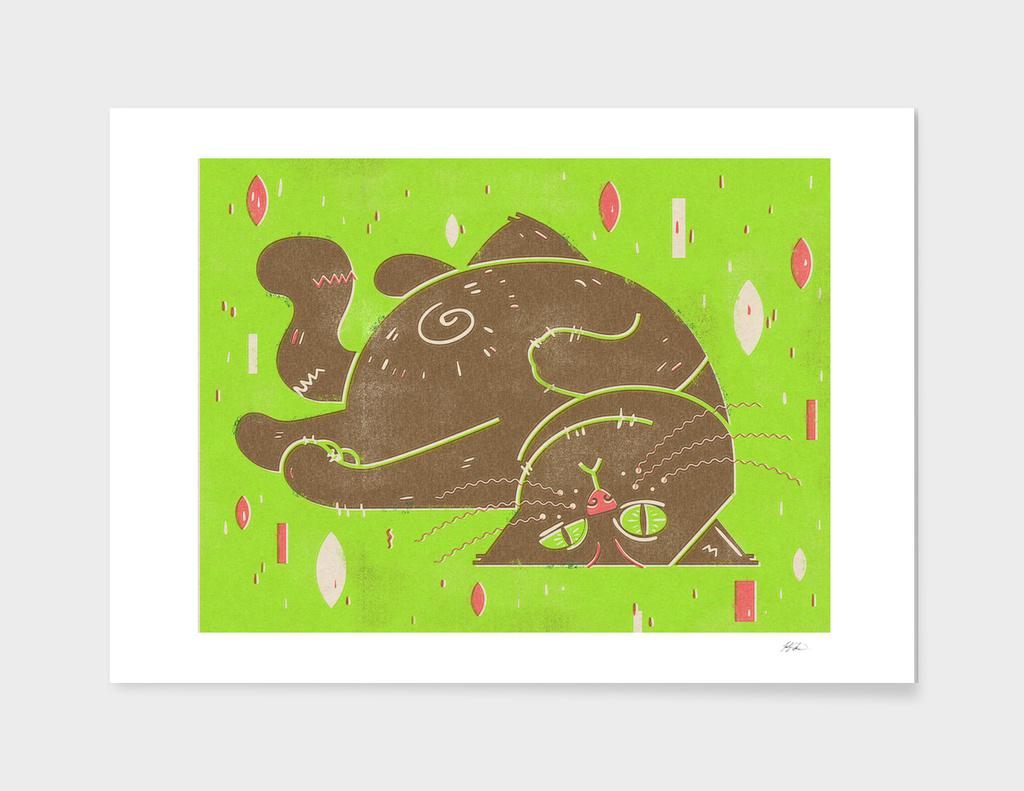 The Pig Cat