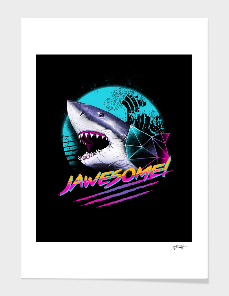 Jawesome!