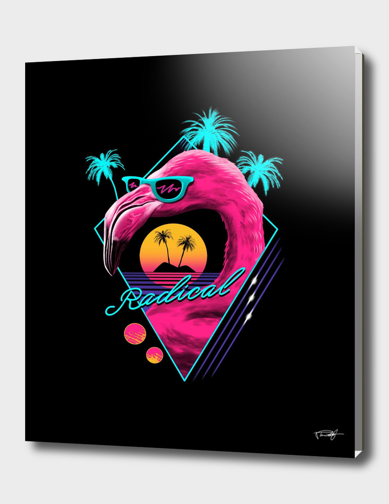 Rad Flamingo