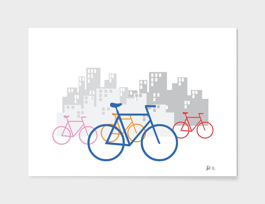Love City Bikes
