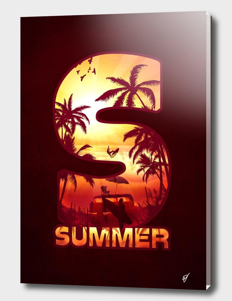 S for Summer