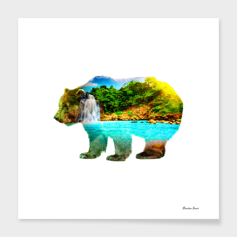 Bear Waterfall