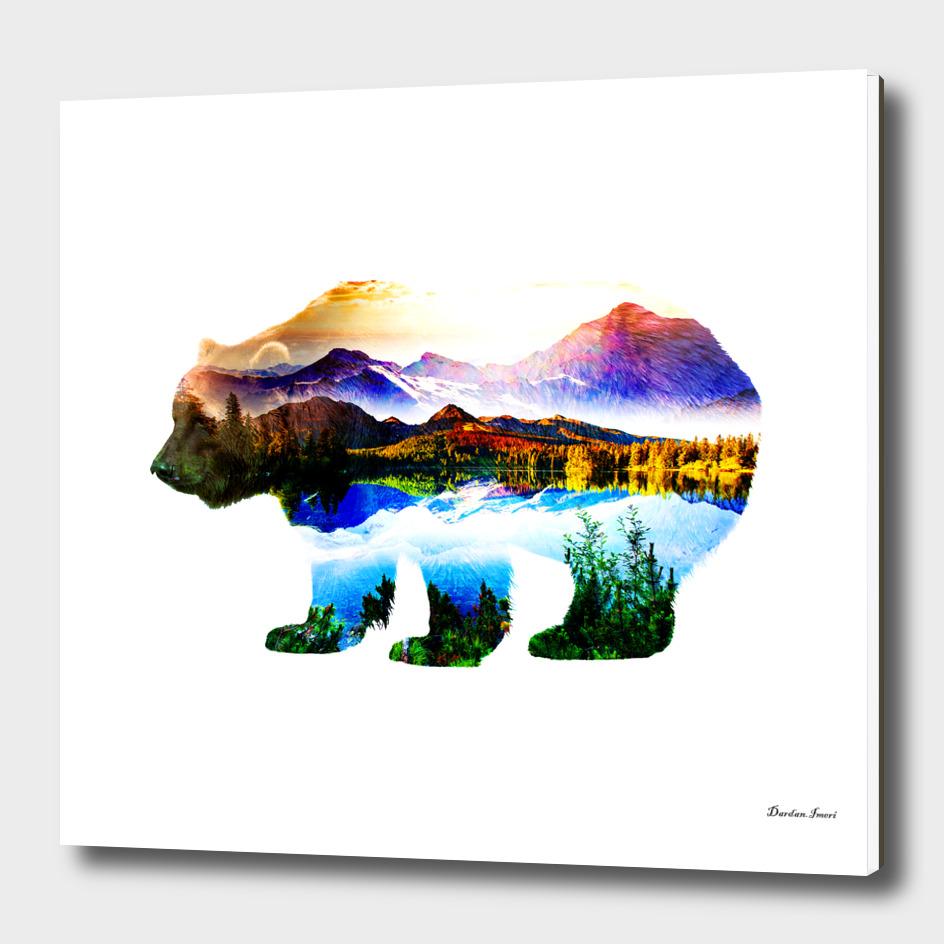 Bear Landscape