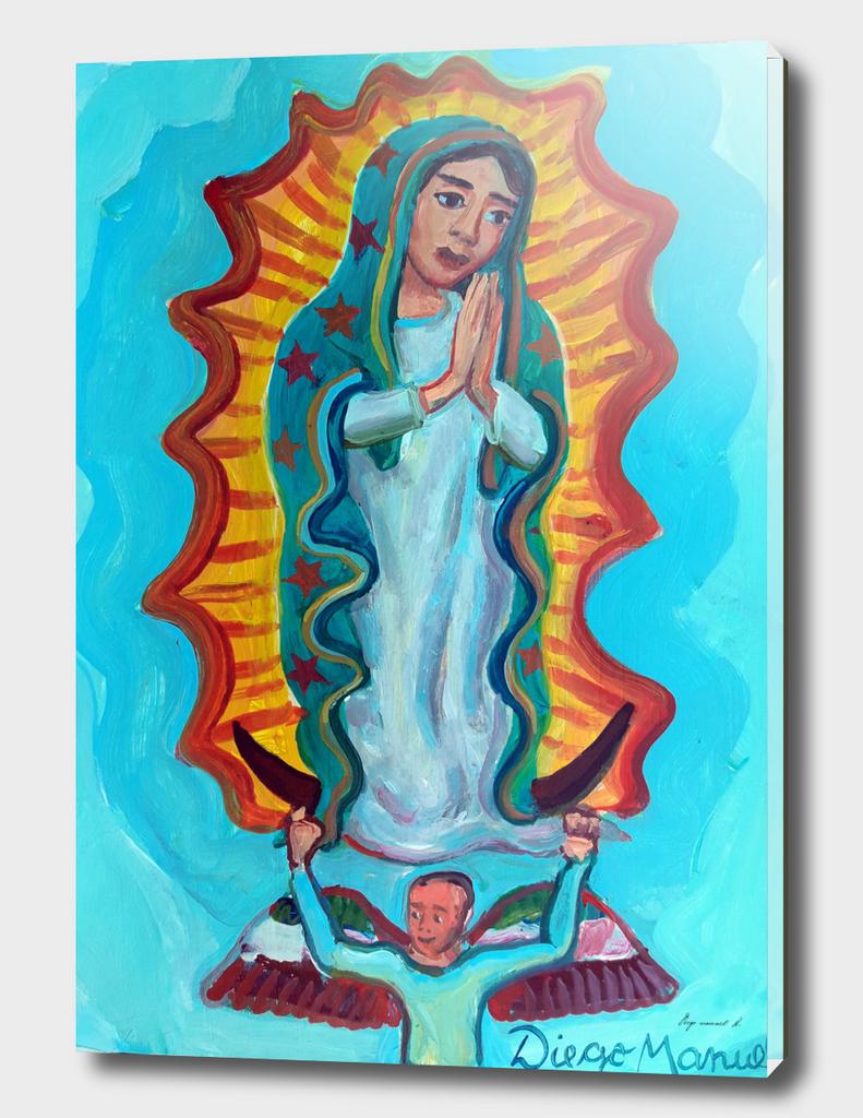 Virgen de Guadalupe 1A
