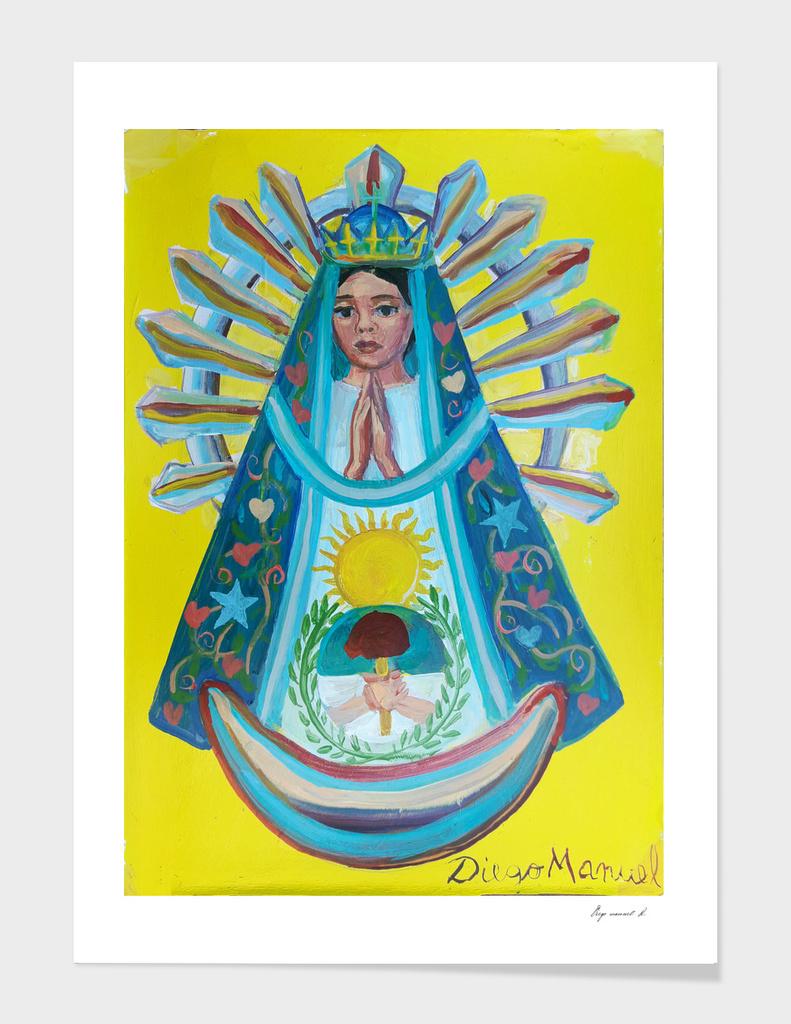 Virgen de Lujan 1A