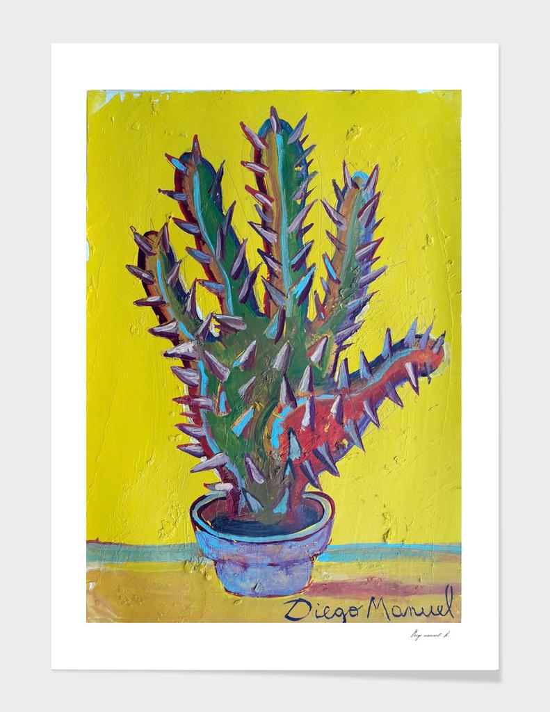 Hand cactus 2