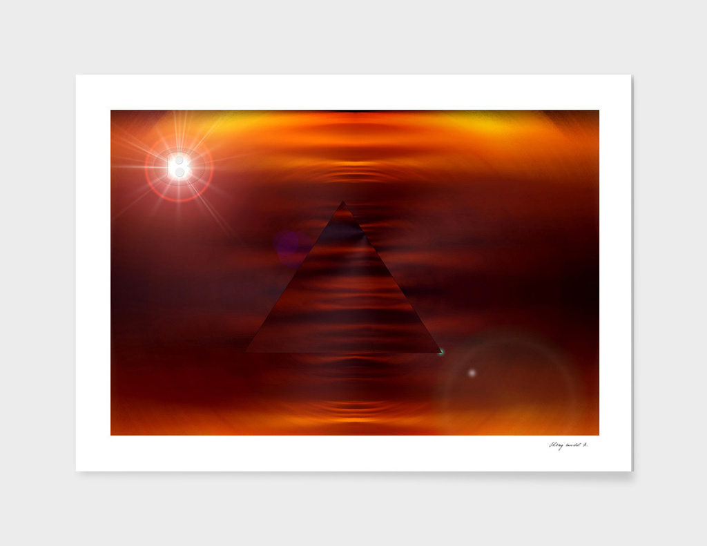 The Paradigm of Pyramid digital by Banstolac 007