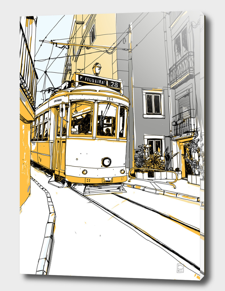 Lisboa Train