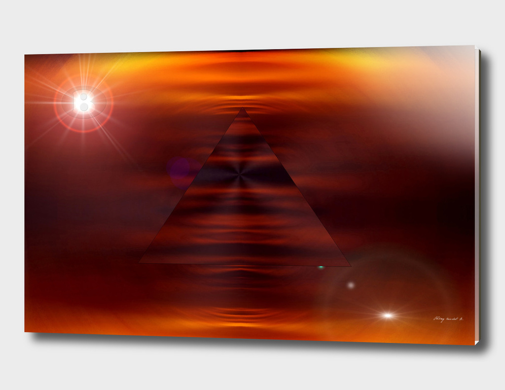 The Paradigm of Pyramid digital by Banstolac 012