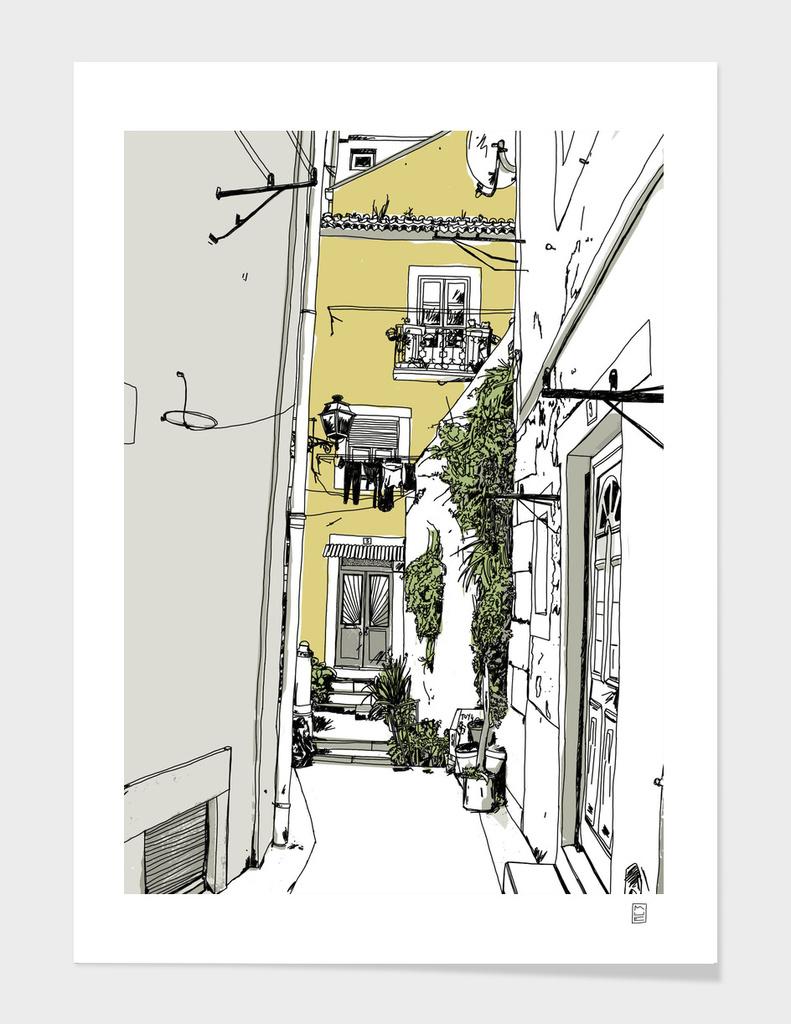 Lisboa Backyard