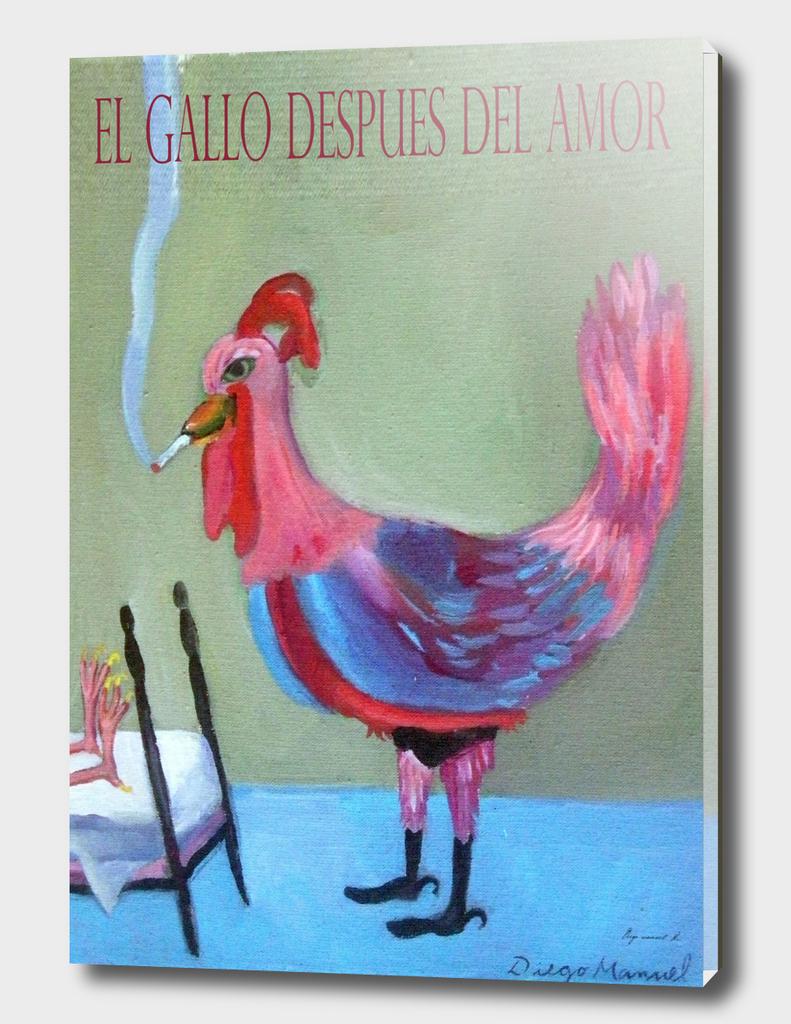 El gallo despues del amor