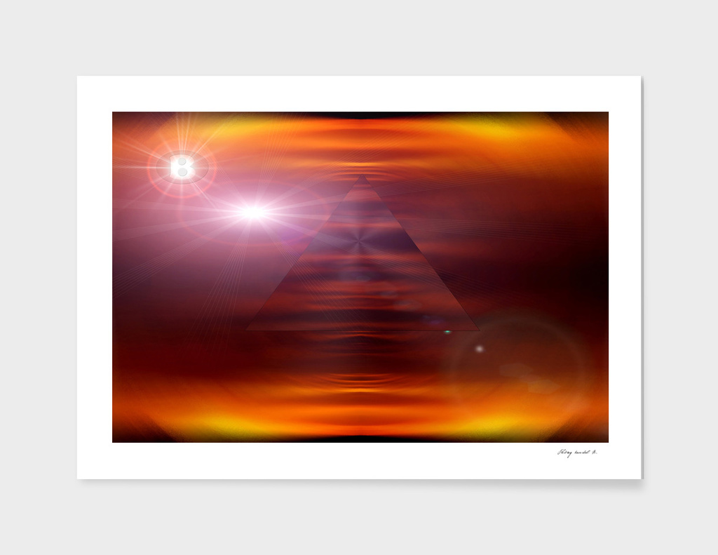 The Paradigm of Pyramid digital by Banstolac 021