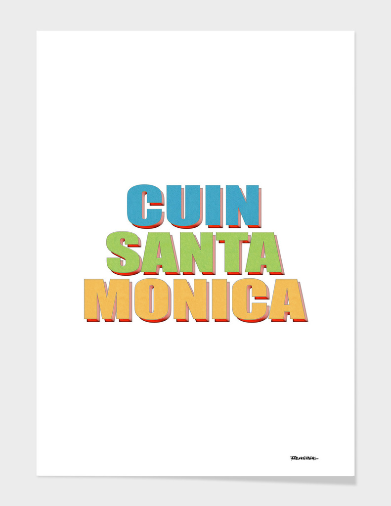CUIN SANTA MONICA