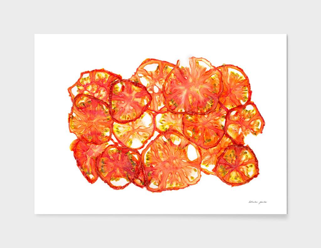 Sour Red Tomato