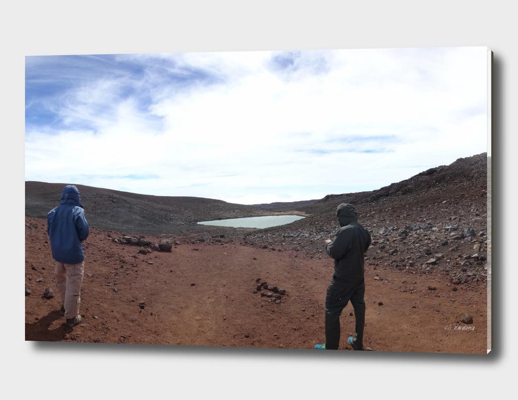 Water on Mars?