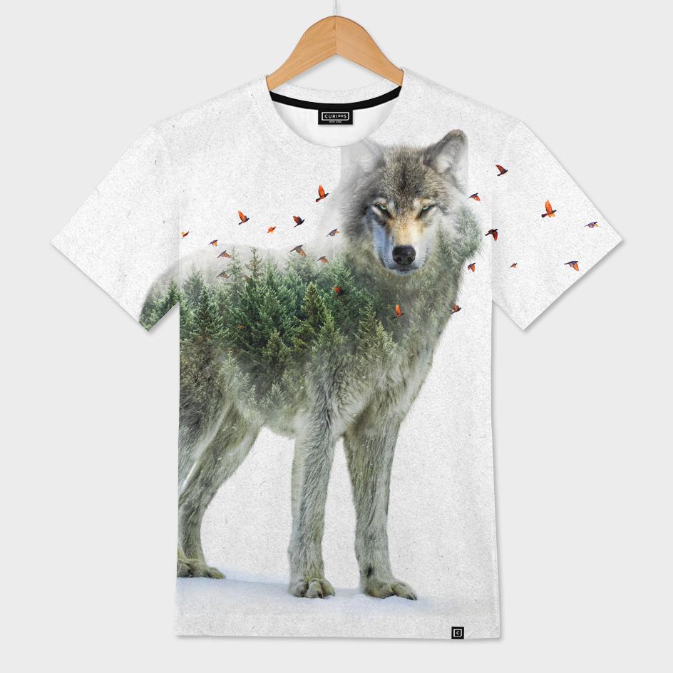 Wild I Shall Stay | Wolf