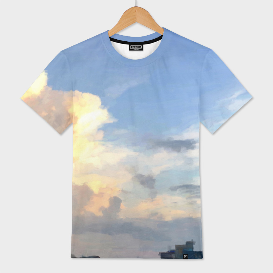 Portland Clouds