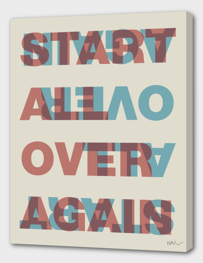 Start All Over Again