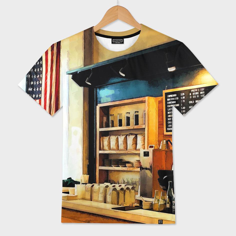 Small Town Coffee Bar