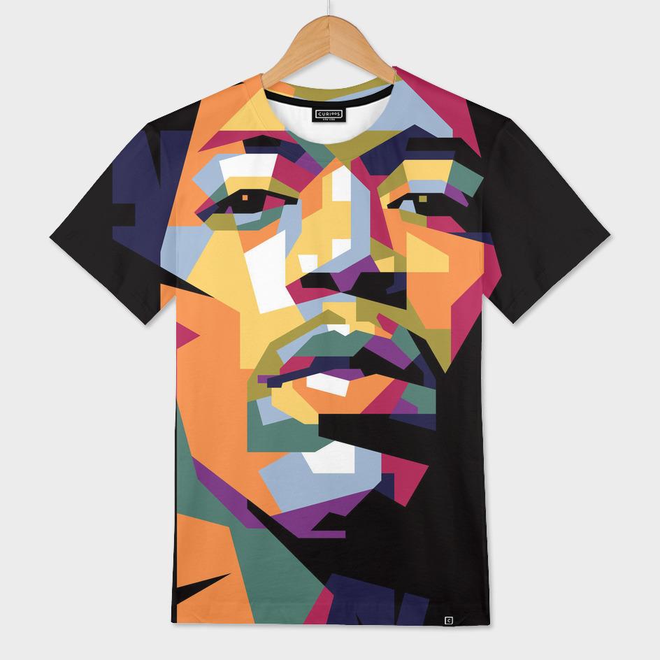 Jimi Hendrix in WPAP