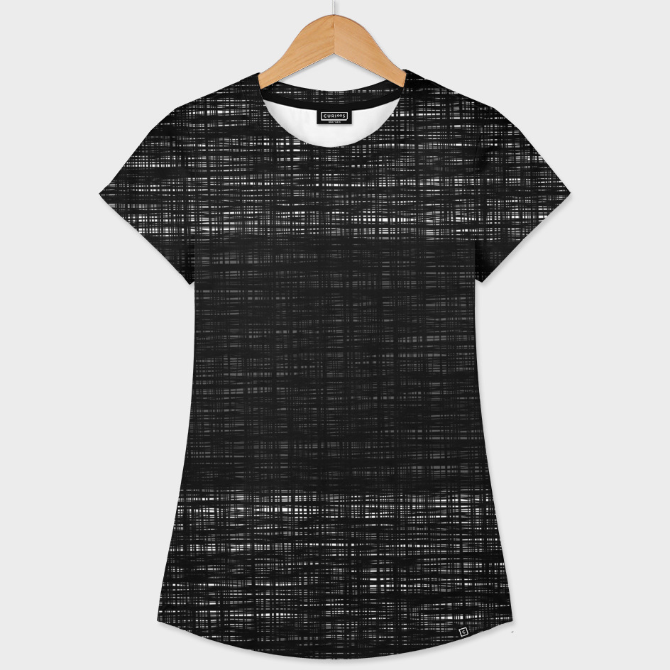 platno (black center stripe)