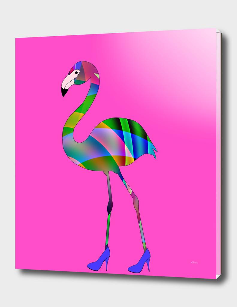 Chic Flamingo