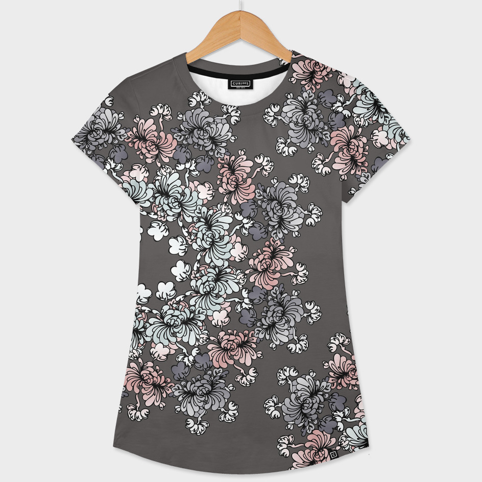 Mandala Flower – Petúnia Composition