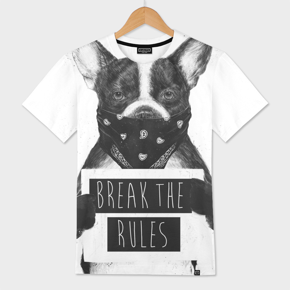 Rebel dog