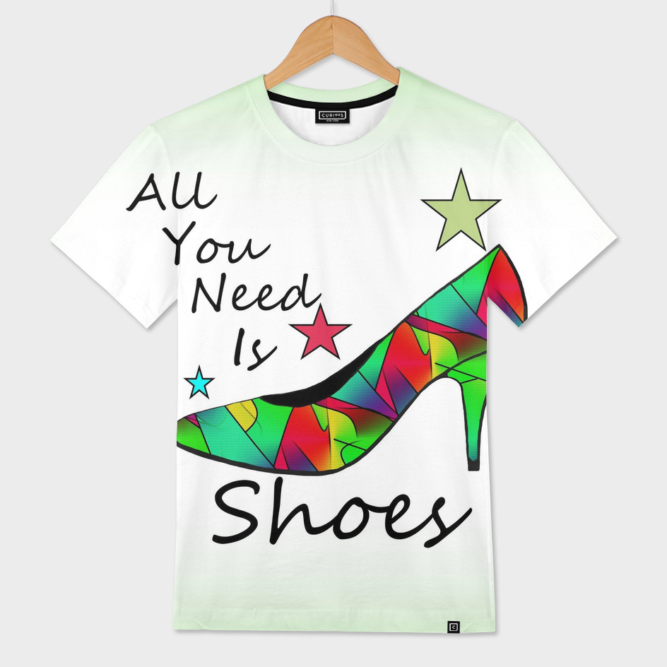 All You Need Is Shoes