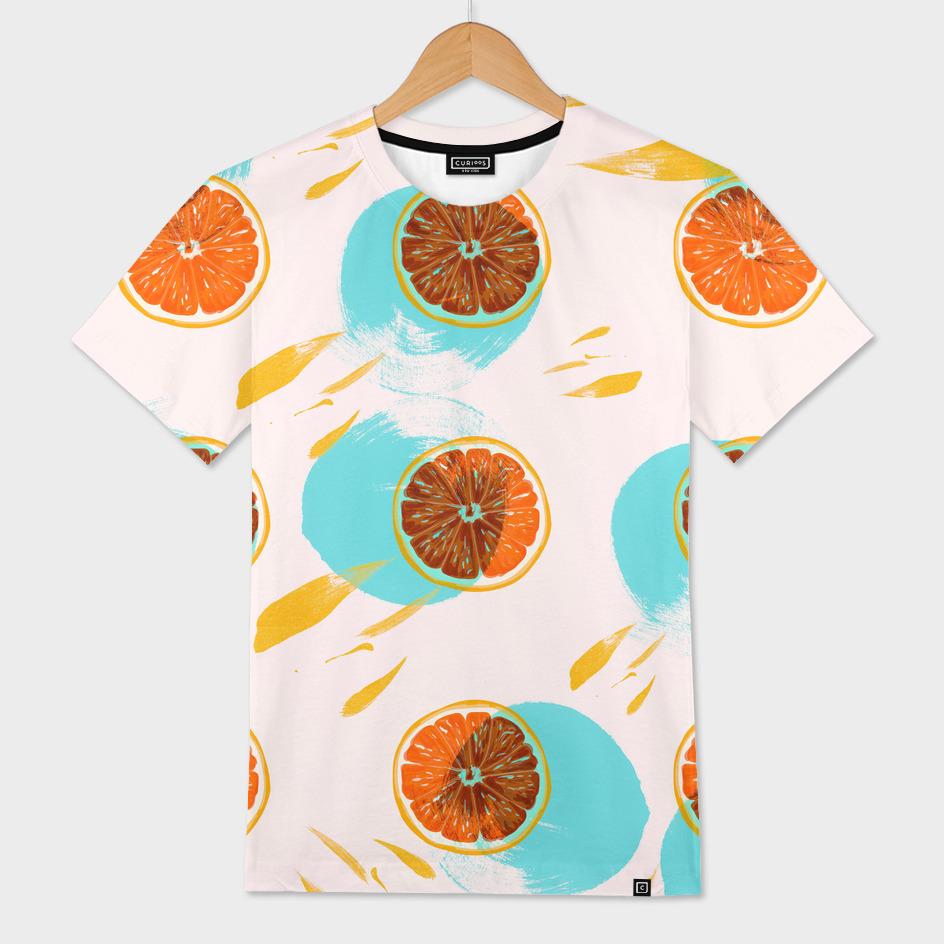Pattern Oranges