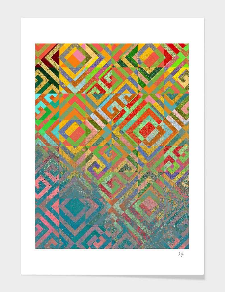 Hard Mosaic