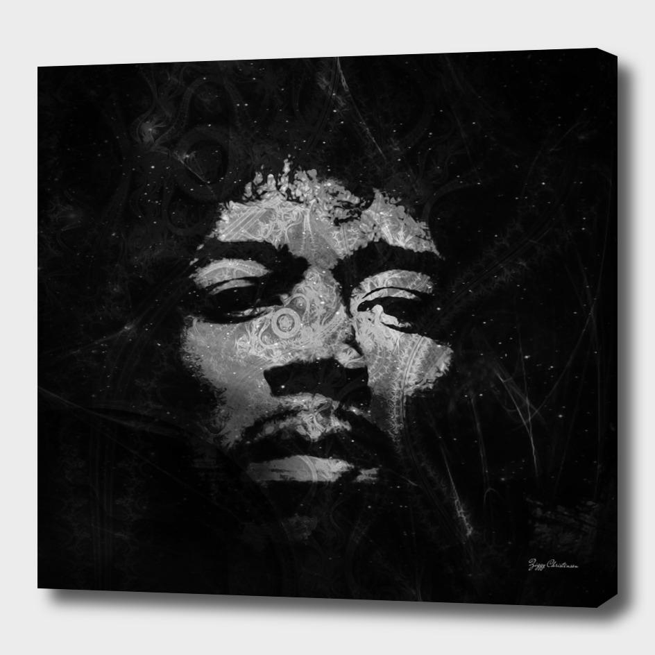 Hendrix Nebula (Mono Edition)