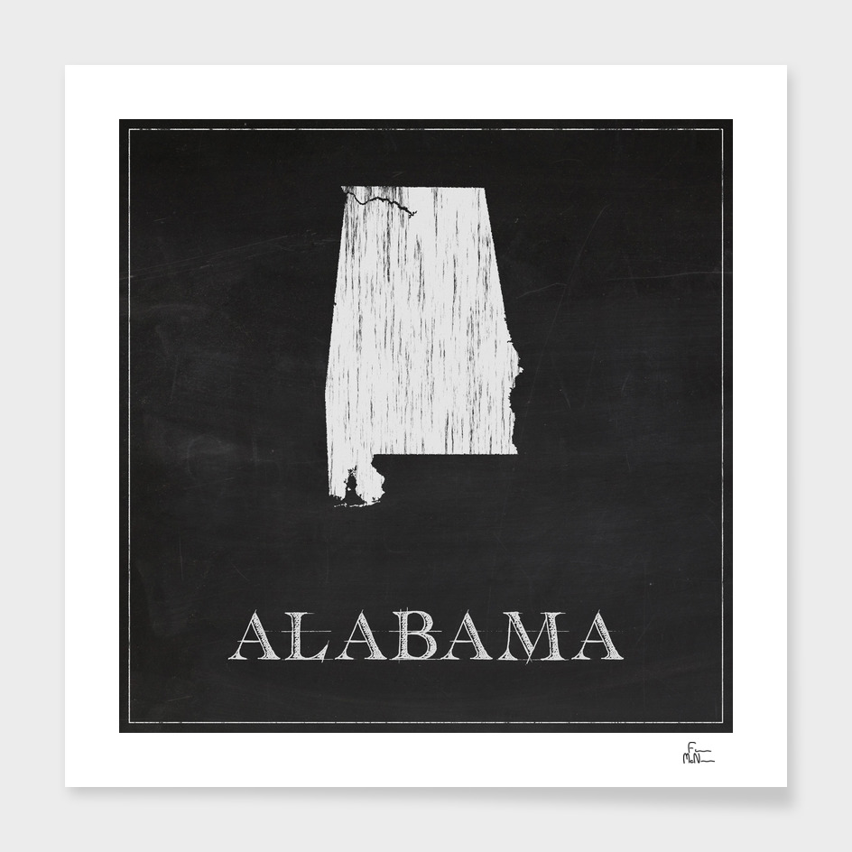Alabama - Chalk