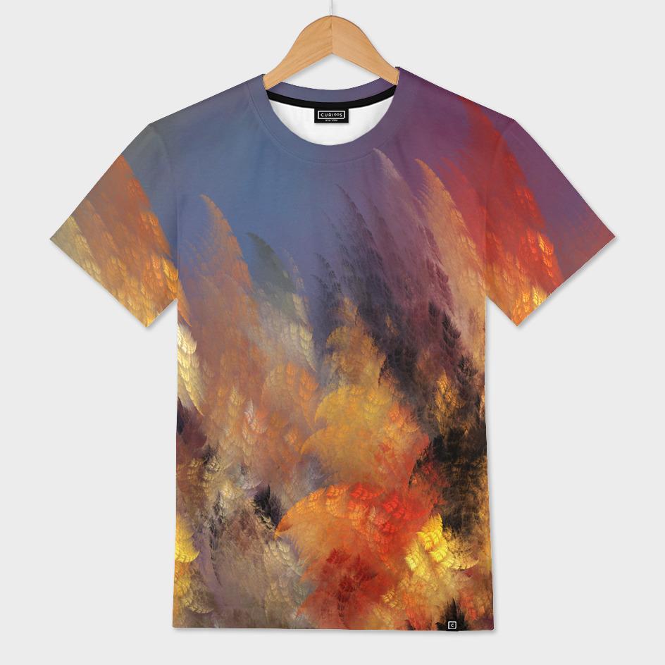 Heaven fractal art