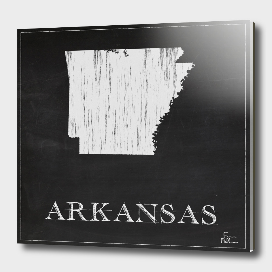 Arkansas - Chalk