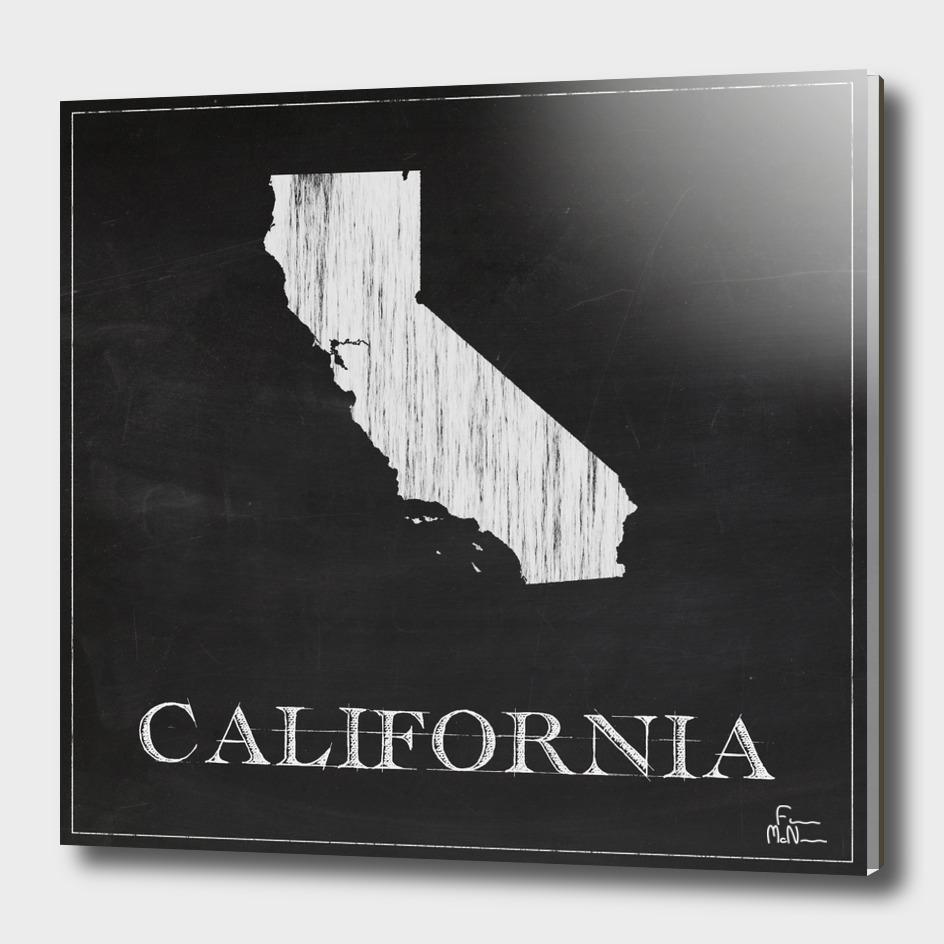 California - Chalk