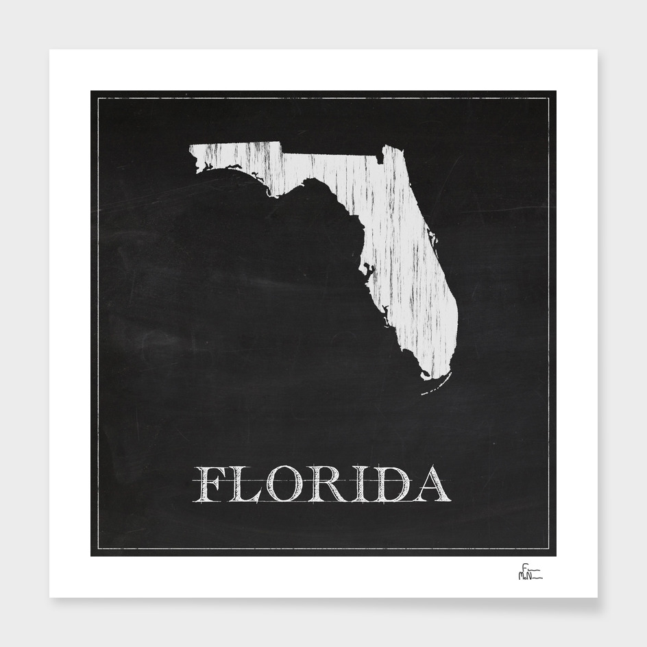 Florida - Chalk