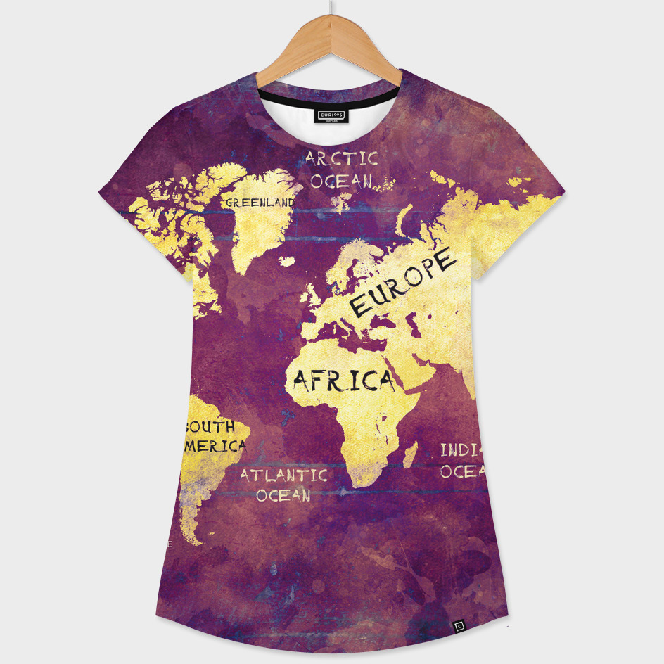 world map 20