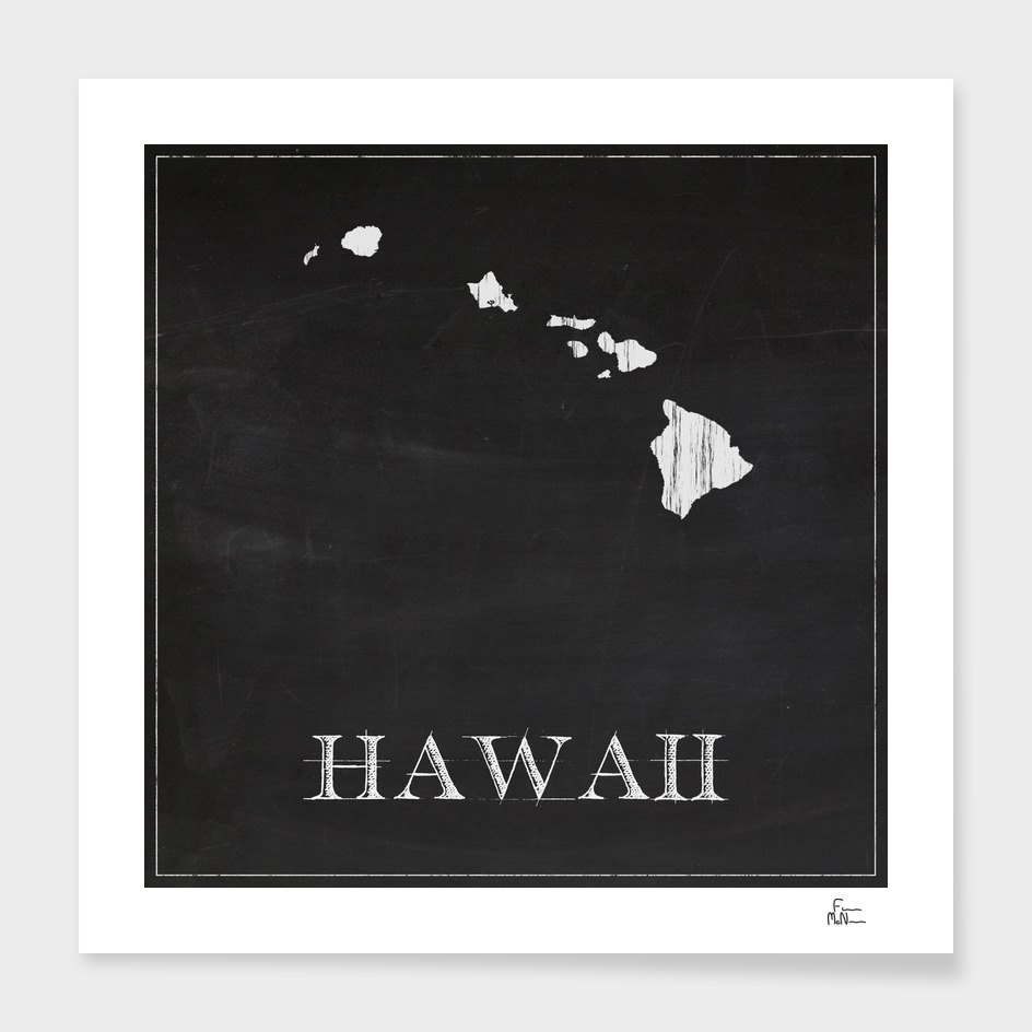 Hawaii - Chalk