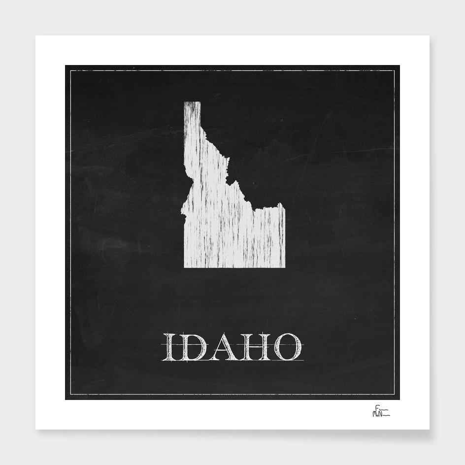 Idaho - Chalk