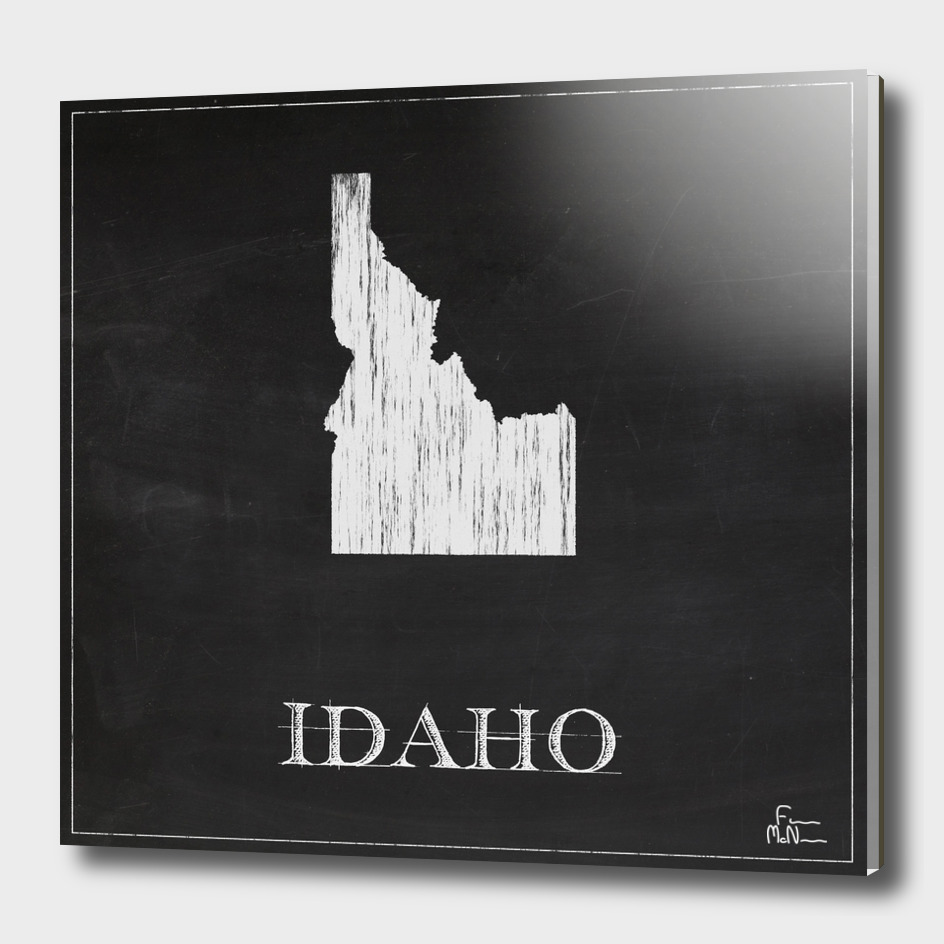 Idaho - Chalk