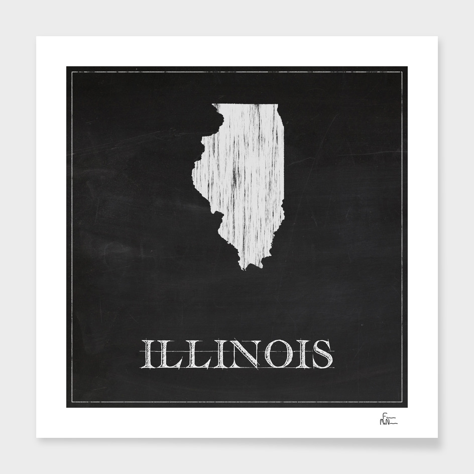 Illinois - Chalk